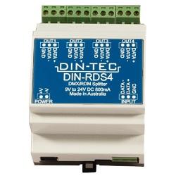 ENTTEC DIN-RDS4