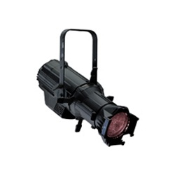 ETC Source Four LED Lustr+ w. shutter barrel, Black/White/SG