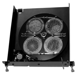 GAM SX4 with FOUR-GOBO TRAY 230v