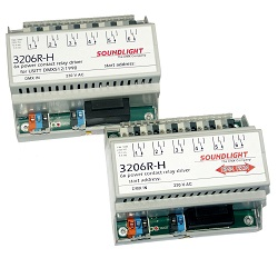 SOUNDLIGHT DMX RDM Relay 10A